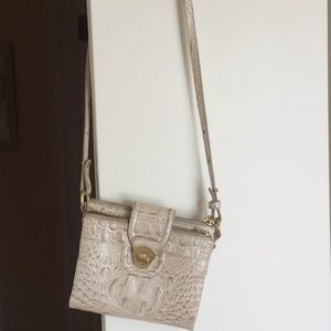 Brahmin cross body handbag